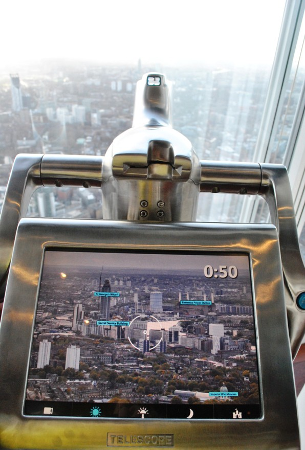 The View From The Shard - Foto: Melissa Becker