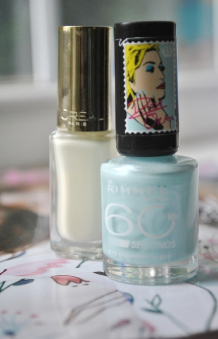 L'Oreal Color Riche Lemon Meringue e Rimmel London Rita Ora Breakfast in Bed - Fotos: Melissa Becker