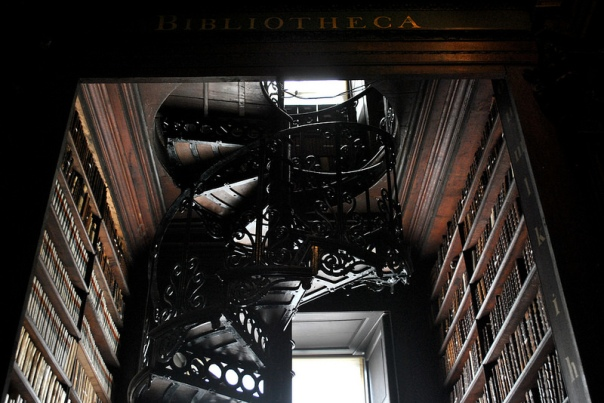 Old Library, Long Room - Foto: Melissa Becker