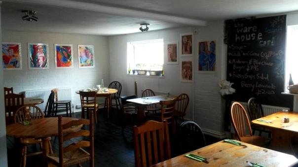 Warehouse Cafe Foto Melissa Becker 06