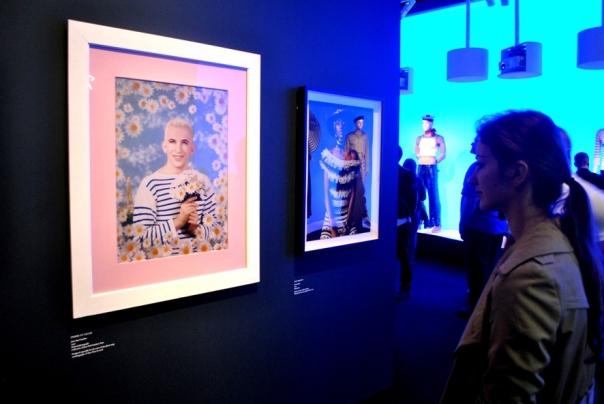Jean Paul Gaultier exhibition - Photo: Melissa Becker