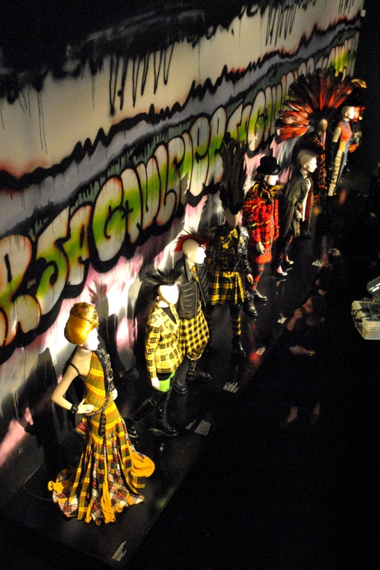 Jean Paul Gaultier exhibition Photo Melissa Becker 01