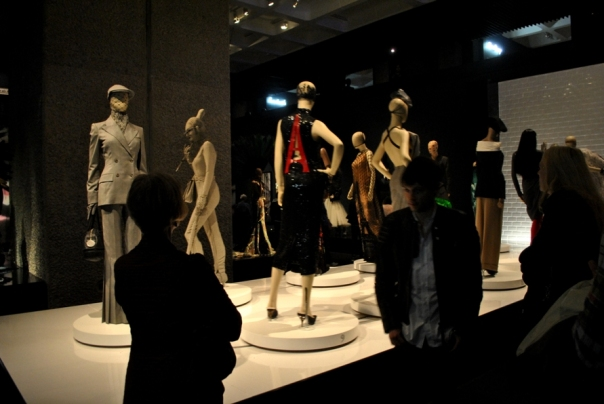 Jean Paul Gaultier exhibition Photo Melissa Becker 02