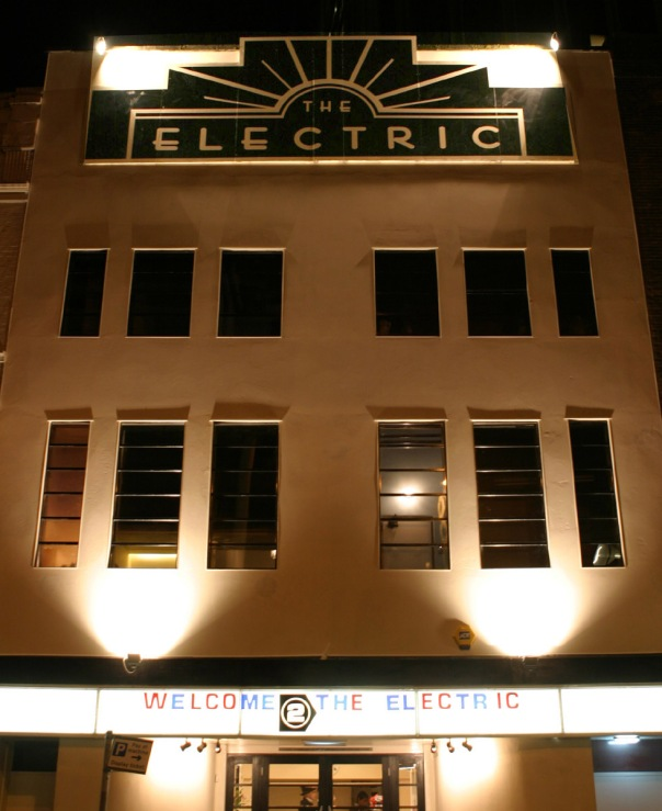 Fotos: The Electric Cinema, Divulgação
